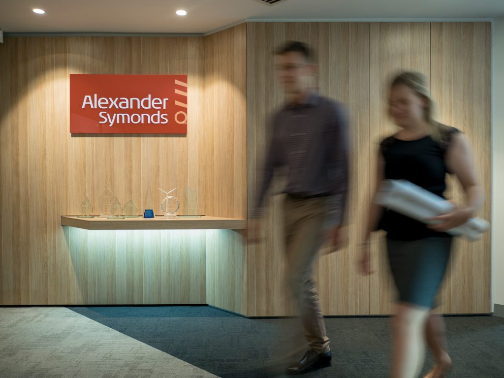 alexander symonds office