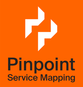 Pinpoint Service Mapping logo